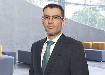 Francisco Giménez, Audit Partner